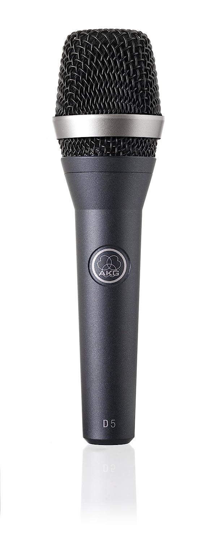 AKG D5 Vocal Dynamic Microphone JBL 3138X00070