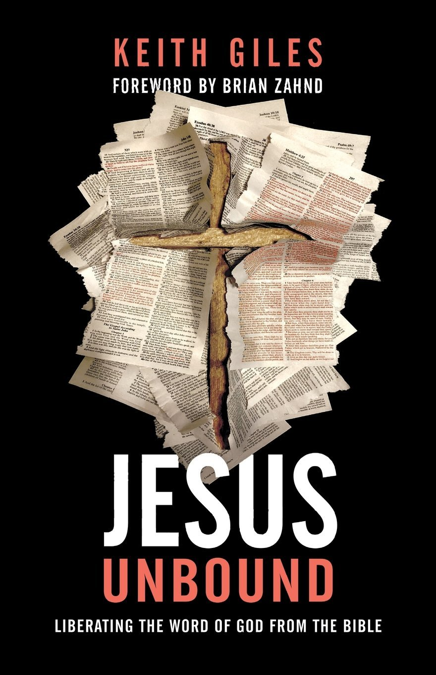 Download Jesus Unbound: Liberating the Word of God from the Bible pdf epub