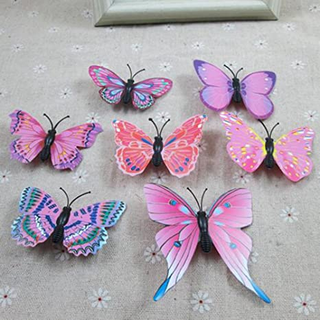 Girl's Accessories Girl's Hair Accessories 5pcs Butterfly Flower Hair Clip Hair Claw Clamp Party Bridal Hair Pins For Party Wedding