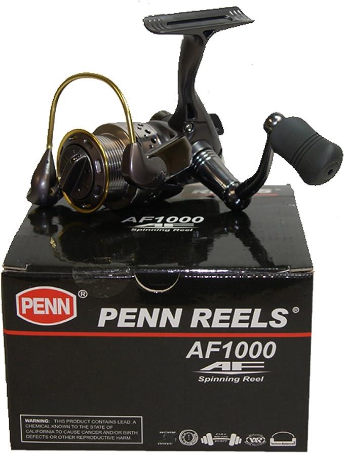 Penn af-1000 Spinning Carrete: Amazon.es: Deportes y aire libre