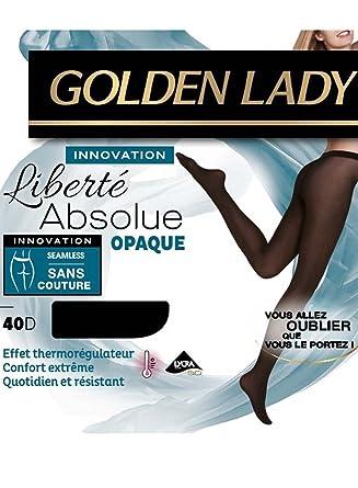 Golden Lady Collant Liberté Absolue 40D  Amazon.fr  Vêtements et ... e6bffca8199