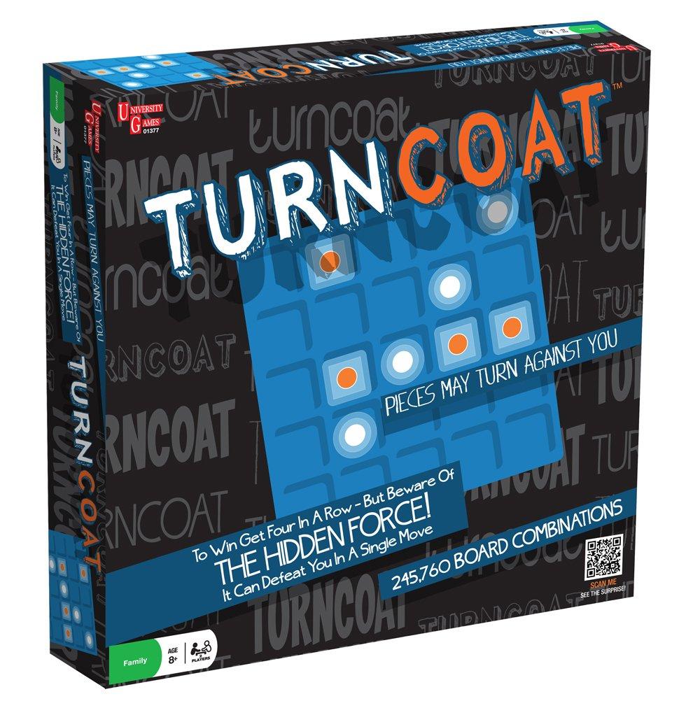 University Games Turncoat B00BBSQQOO