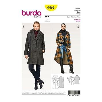 Burda schnitte mantel