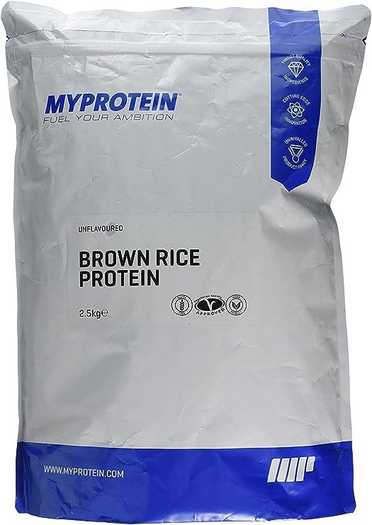 MyProtein Brown Rice Proteína de Arroz Integral - 2500 gr