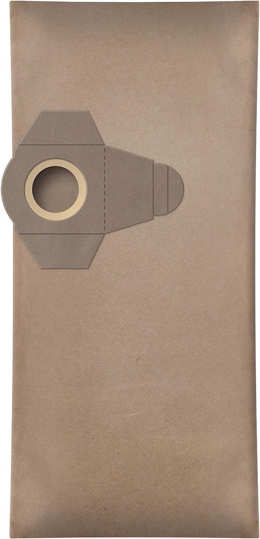 Wessper 12x Bolsas para aspiradora Dexter DXS98P (Papel): Amazon ...