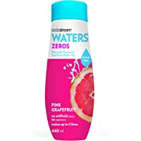 SodaStream Zeros Pink Grapefruit Drink Mix, 440 ml