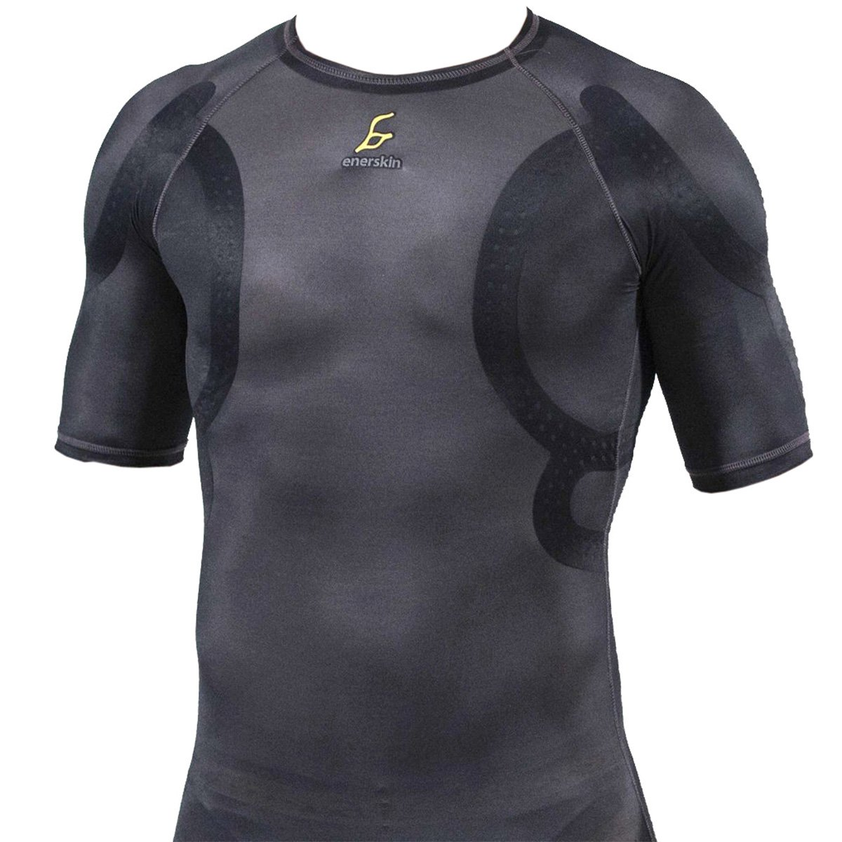 エナスキン(Enerskin) E70 メンズ ショートスリーブ 半袖タイプ 105サイズ EN01US05   B076FC48G6