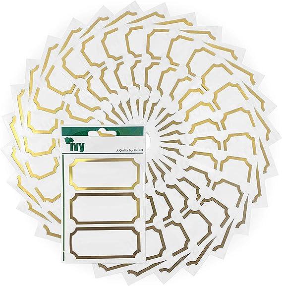Cucine Marmellate Contenitori Alimentari e Barattoli 200 Marmellate di Cucina Adesivi Etichette Per Adesivi Cucina Etichette Autoadesive Marmellate Household