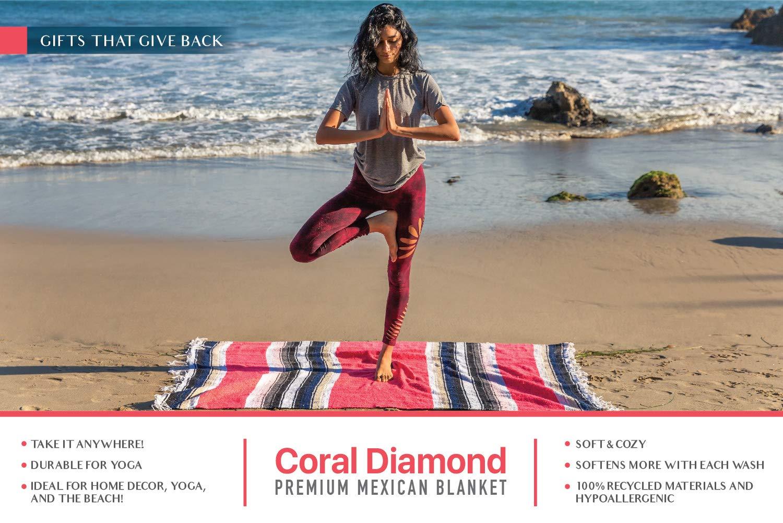 Amazon.com: Manta de yoga de alta calidad con diamantes de ...
