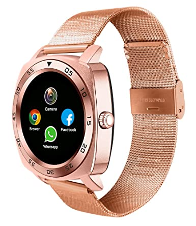 Amazon.com: S7 Smart Watch, Bluetooth Smart Wrist Watch GSM ...