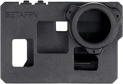 Opinión sobre BETAFPV 1pc Case V2 for Naked Camera Like GoPro Hero 6/7 for Beta95X V2 HD Digital VTX Beta85X Beta95X V2 Pusher Whoop Drone