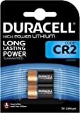 Duracell High Power Lithium CR2 Batteries, pack of 2