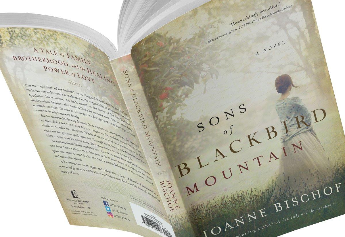 Sons of Blackbird Mountain: A Novel (A Blackbird Mountain Novel)