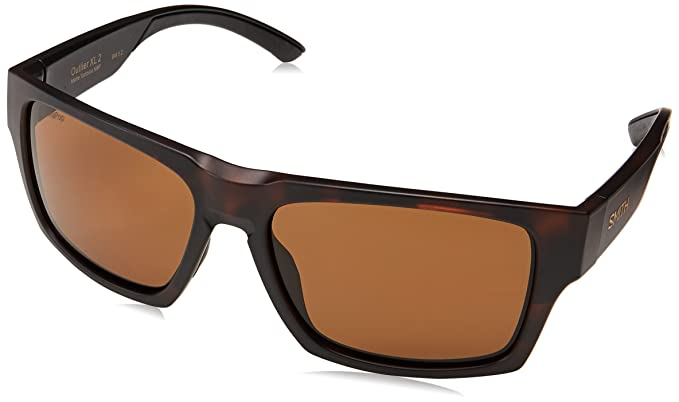 8eab2f23dfb Smith Outlier XL 2 Sunglasses Matte Tortoise with ChromaPop Polarized Brown  Lens
