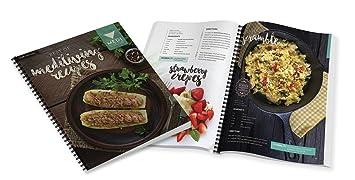 Amazon Com Medi Weigthloss Mediliving Cook Book Best Of Recipes V33
