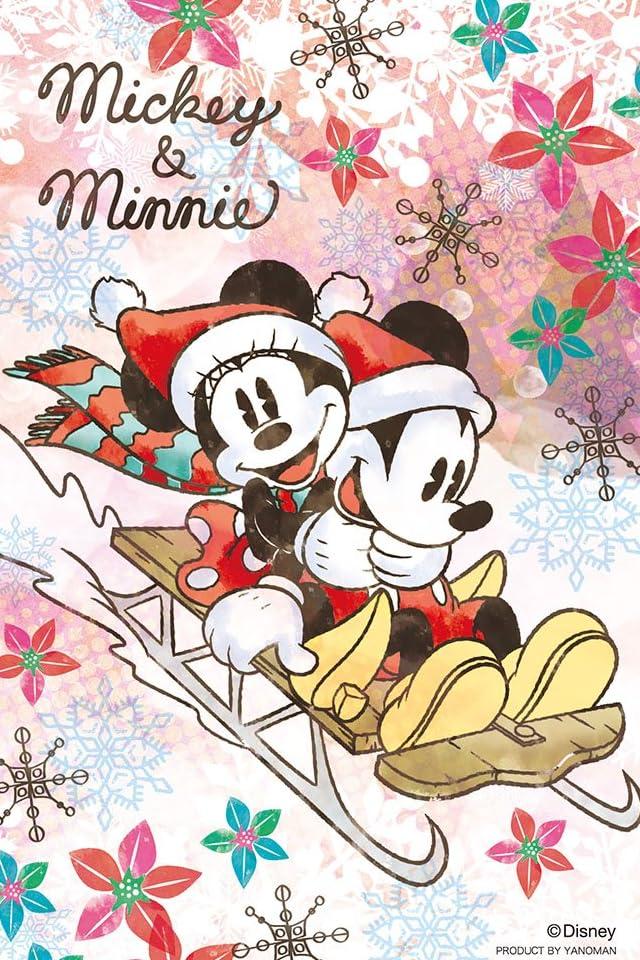 ディズニー ハッピー・ウィンター iPhone(640×960)壁紙 画像61361 スマポ