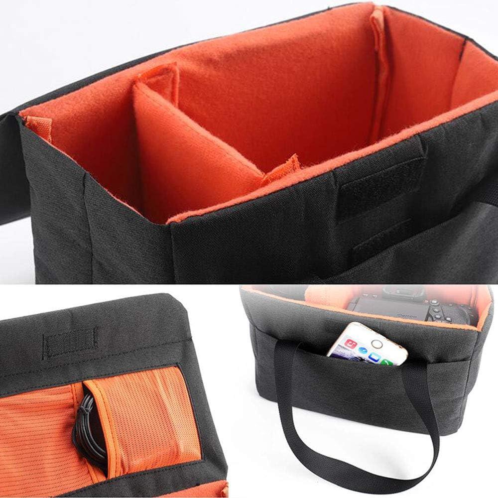 SYAODU BackPack Foldable SLR Camera Liner Digital Micro SLR Portable Camera Bag Casual Bag