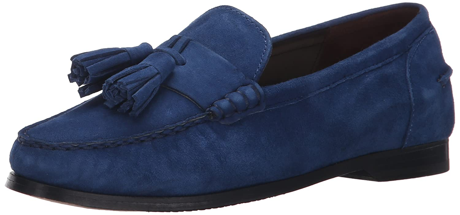 Amazon.com | Cole Haan Women's Pinch Grand Tassel Penny Loafer | Loafers &  Slip-Ons