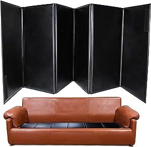 Sopicoz Sagging Couch Furniture Support Under Cushion, 66''x 17'' Wood Sofa Seat Saver Board