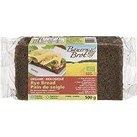 BAUERNBROT Organic Rye Bread Germany, 500g
