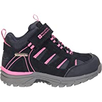 Mountain Warehouse Drift Junior Kids Boots - Waterproof Rain Boots, Durable Walking Shoes, Breathable Childrens Hiking Boots, Good Grip Footwear – for Both Girls & Boys