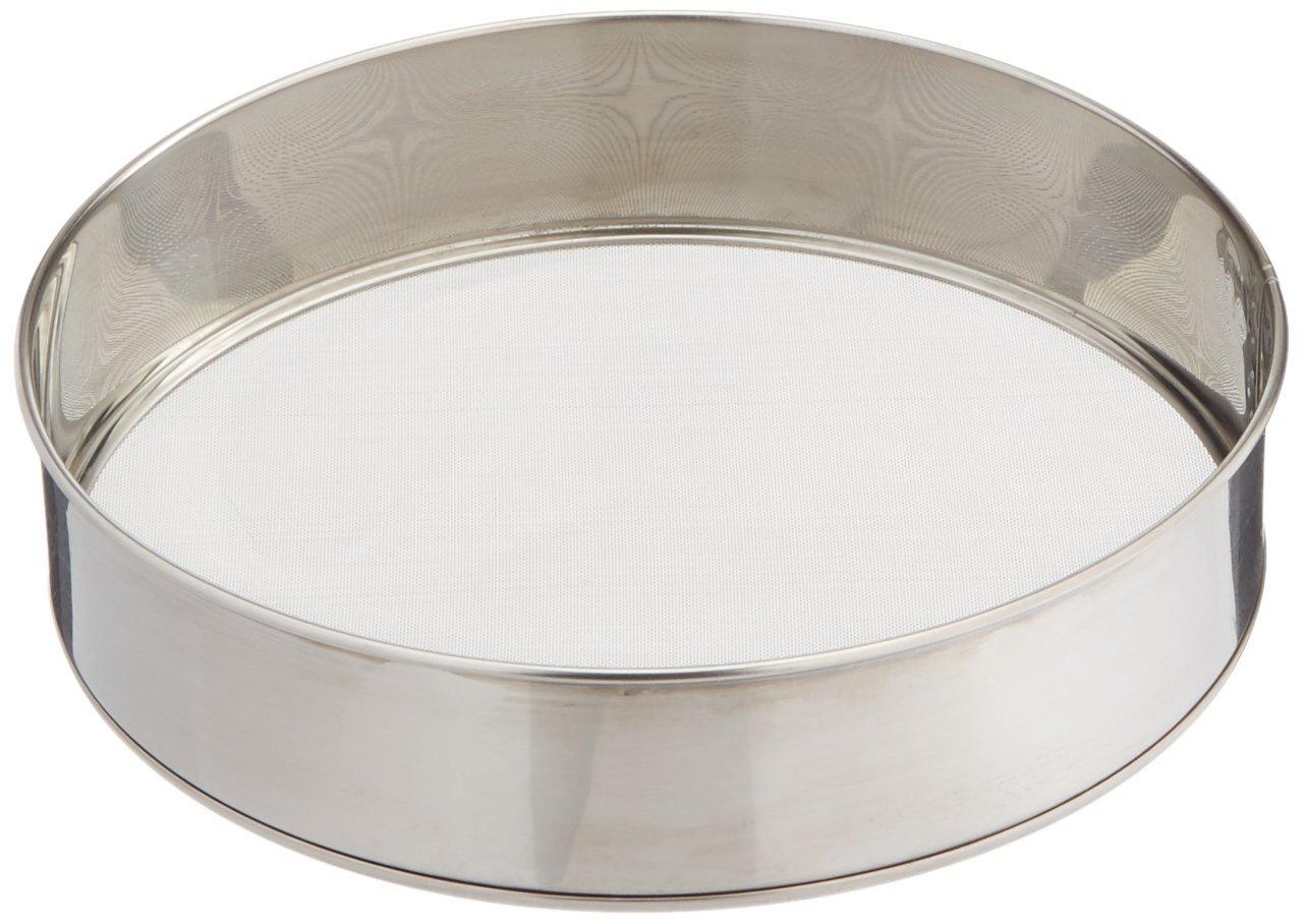 Scandicrafts Stainless Steel 10.25 Inch Fine Mesh Flour Sifter (1, 10.5) chefgadget R253