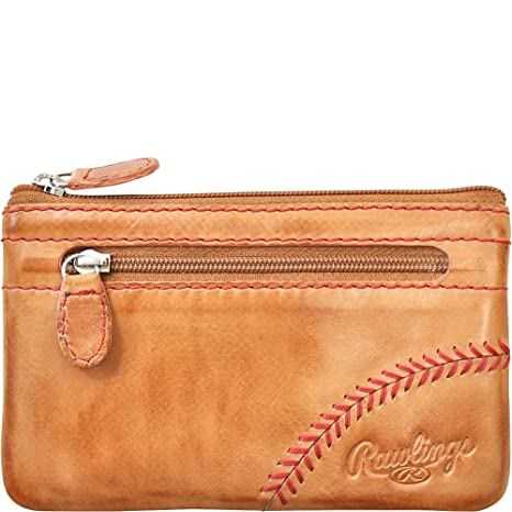3b87116379bb Rawlings Baseball Stitch Coin Purse