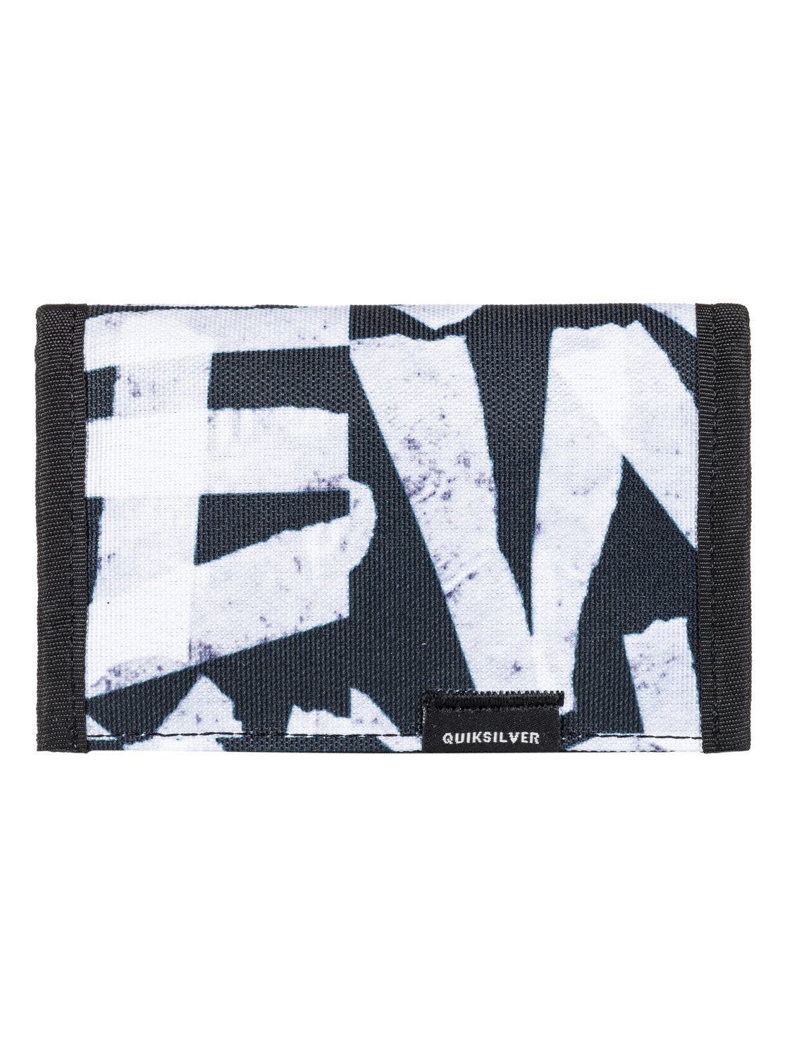 Quiksilver The Everydaily Monedero, 15 cm, Bright White