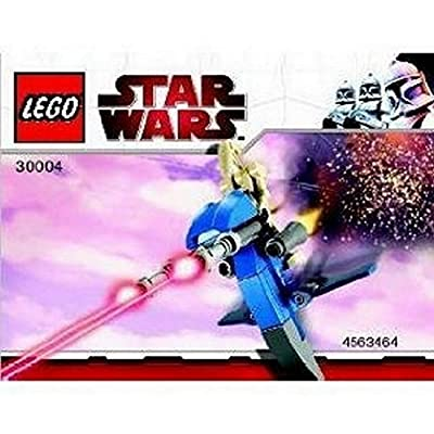 LEGO Star Wars Exclusive Mini Building Set #30004 Battle Droid on STAP Bagged: Toys & Games