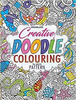 buy creative doodle colouring patterns book online at low prices in india creative doodle colouring patterns reviews ratings amazonin - Doodle Coloring Book