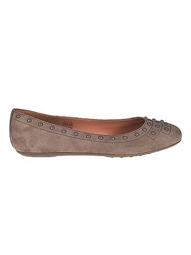 Tod's Damen Xxw96a0y451jusm011 Rosa Leder Slip on Sneakers FE4Ewl