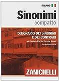 Sinonimi compatto. Dizionario dei sinonimi e dei contrari