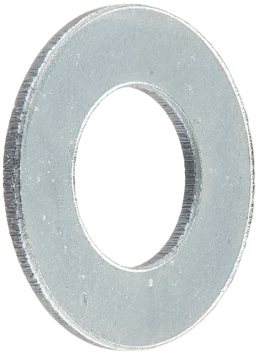 The Hillman Group 280058 5/16-Inch Flat Washer, 100 Per Pack (12 Packs)