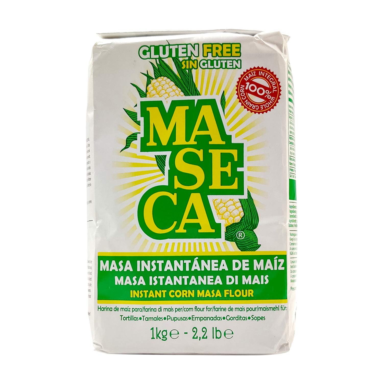 Maseca Instant Corn Masa Flour 2kg Amazon Co Uk Business Industry Science