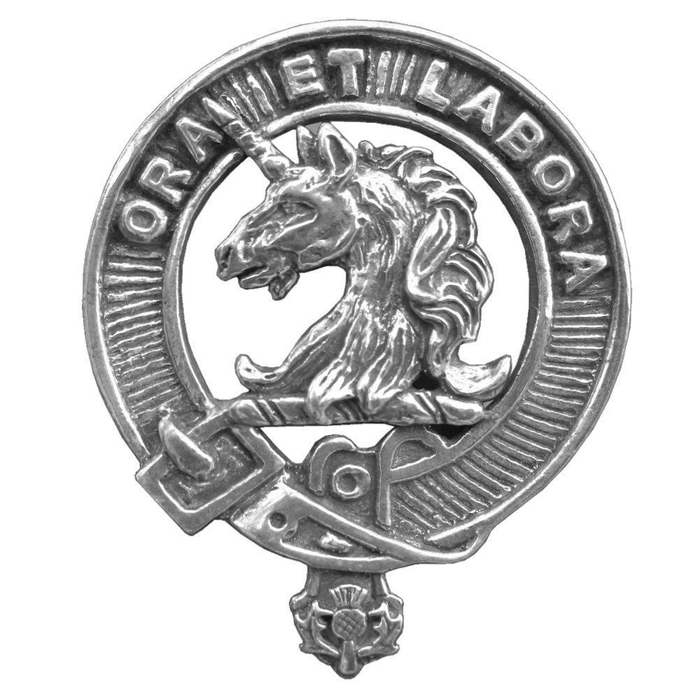 Ramsay Scottish Clan Crest Badge