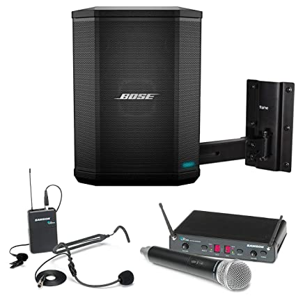 Bose Sound System >> Amazon Com Bose S1 Pro Multi Position All In One Pa