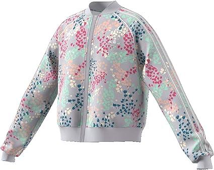 Années Femmes 80 Style Floral Côtelé Adidas poignetseBay