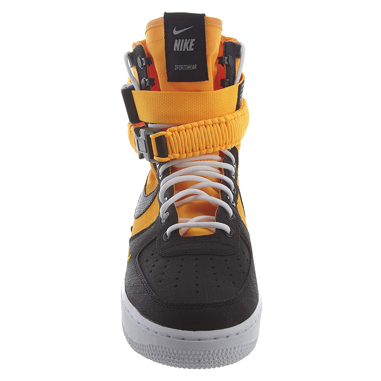 5b7d39ab37e Nike Herren Sf Af1 Trekking-   Wanderstiefel Mehrfarbig (Laser Orange Black  White 800) 40 EU  Amazon.de  Schuhe   Handtaschen