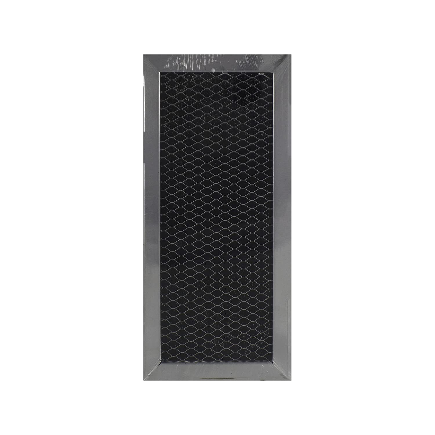 "Air Filter Factory Compatible Replacement for Samsung DE63-00367D, DE63-00367H, DE63-30016D Charcoal Carbon Microwave Oven Filter 4"" x 8-9/16"" x 3/8"" AFF49-CH"