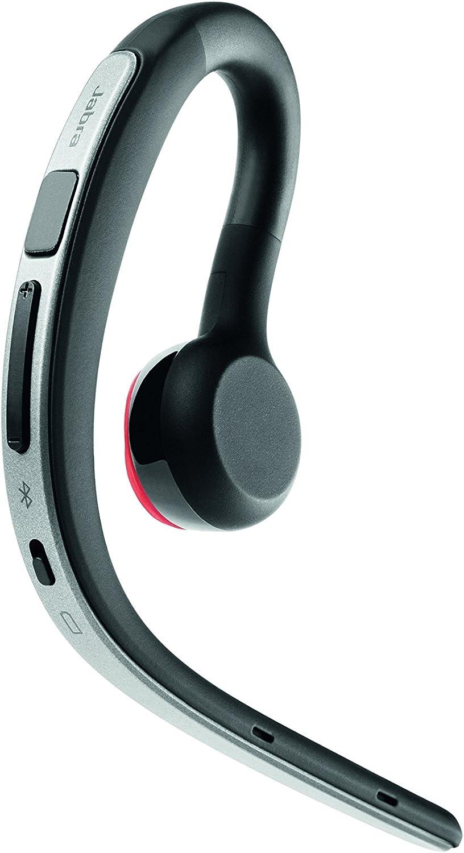 Jabra Storm - Manos libres Bluetooth para móvil (control de volumen), negro