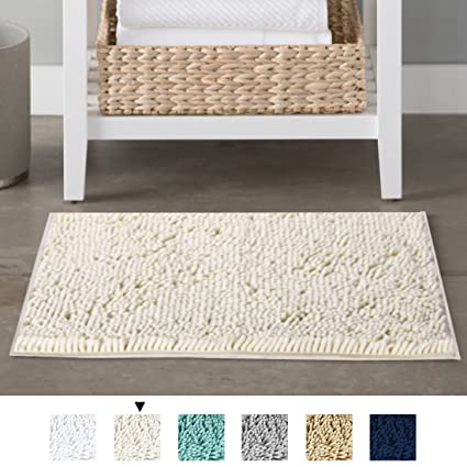 Admirable H Versailtex Microfiber Bath Rugs Chenille Floor Mat Ultra Soft Washable Bathroom Dry Fast Water Absorbent Bedroom Area Rugs Indoor Mats For Entryway Interior Design Ideas Oteneahmetsinanyavuzinfo