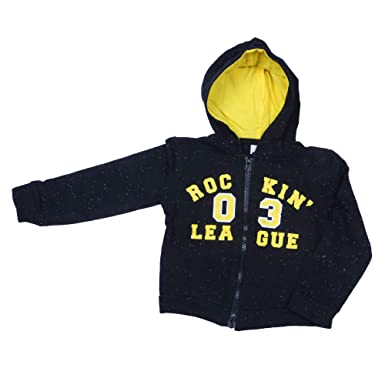 01b832c4e baby sweatshirt for boys and girls hooded jacket with full zipper ...