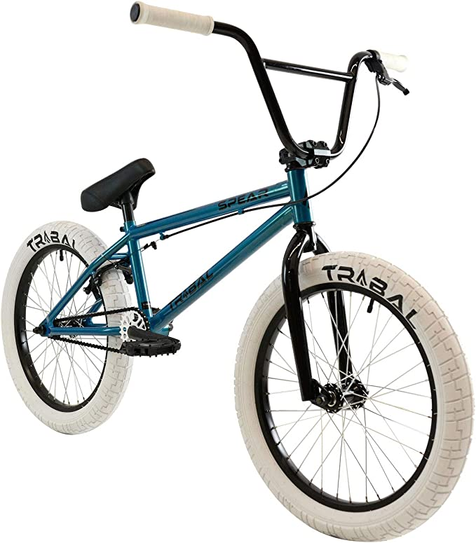 Tribal Spear BMX Bike Aqua Teal (Aqua, 120): Amazon.es: Deportes y ...