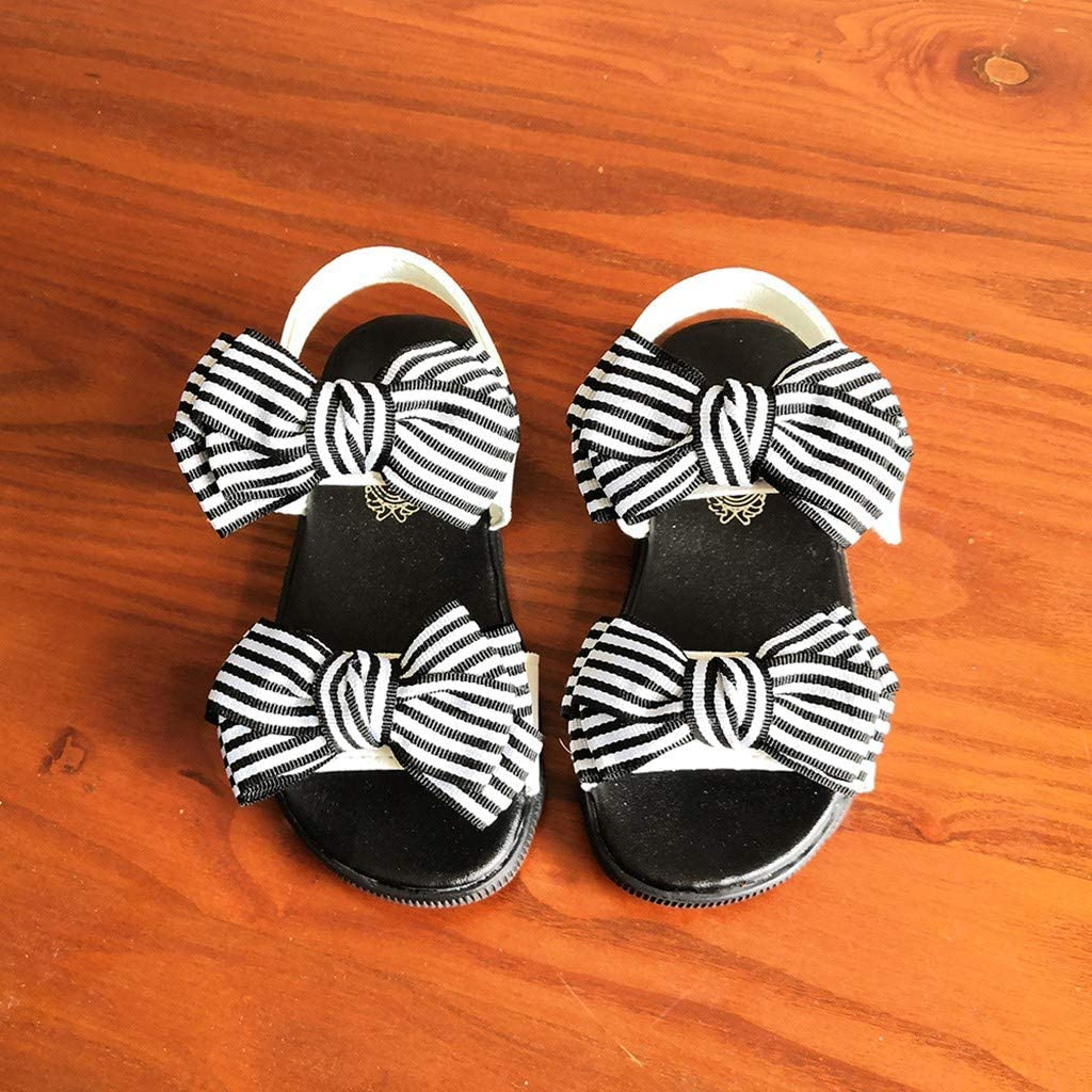 1-6 Years Toddler Baby Girls Bowknot Sport Sneakers Bath Princess Beach Sandals Shoes 2019 Summer Hot White