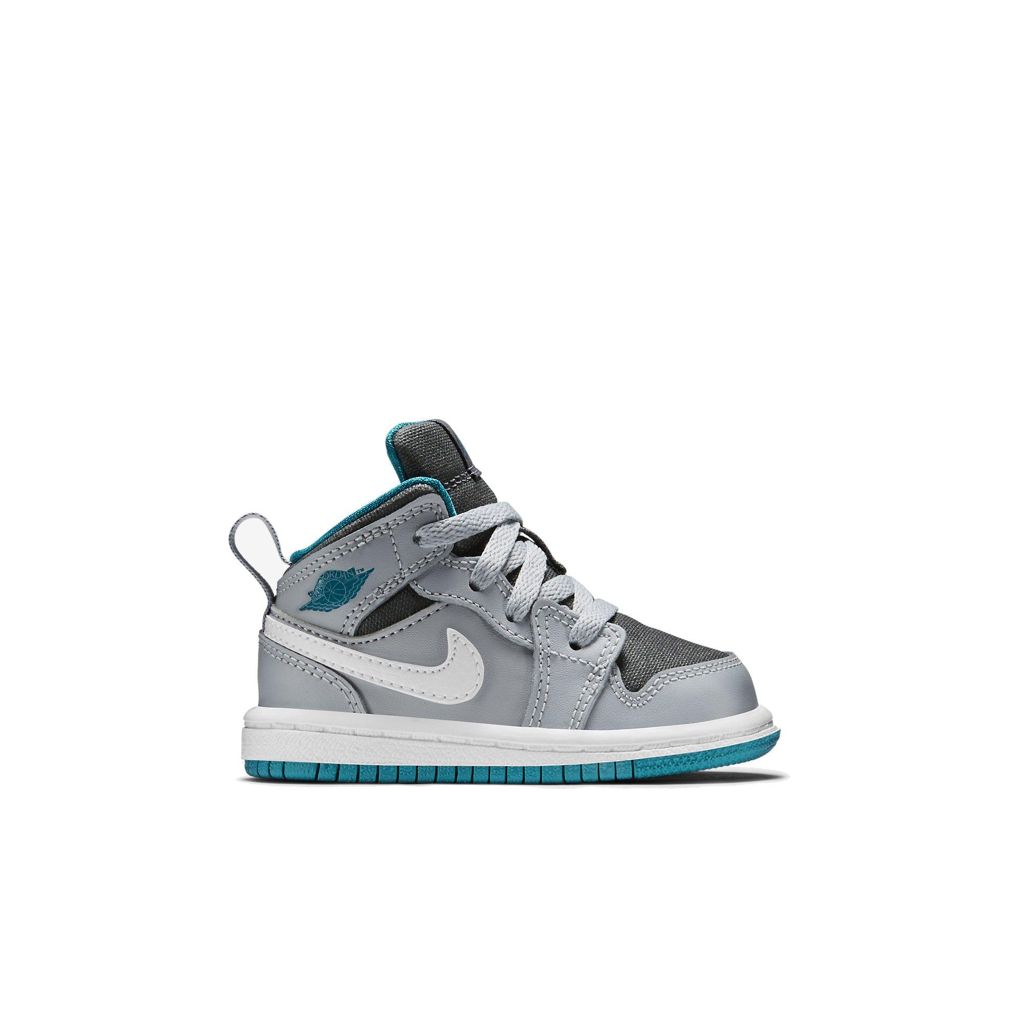 wholesale dealer 47f63 4bb96 Galleon - Jordan 1 Mid BT Toddlers Sneakers 640735-027