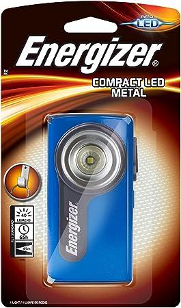 Energizer Lp37651 Lampe De Poche Led Metal Compact Coloris Aleatoire Amazon Fr Hygiasne Et Soins Du Corps