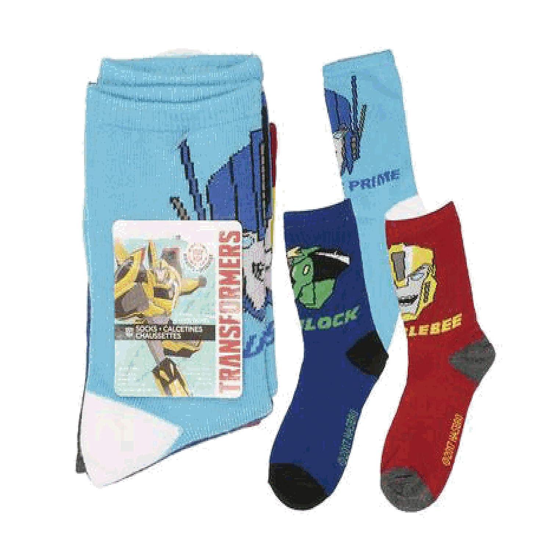 Age 4 Years Old Disney Kids 3 Pairs Socks with Disney Gift Bags Variety Set