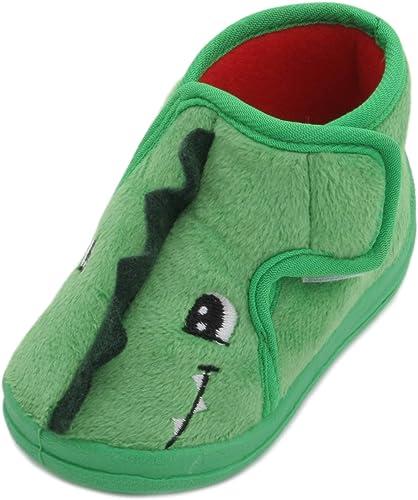 Y-BOA Chaussure Toddler Antid/érapant Slippers Naissance Scratch Infantile B/éb/é Souple Premiers Pas Chausson