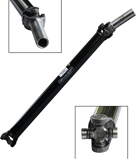 4WD Bodeman 58 1//8 REAR Drive Shaft Prop Shaft Assembly for 1992 1993 1994 1995 1996 Chevy GMC K1500 K2500 Suburban
