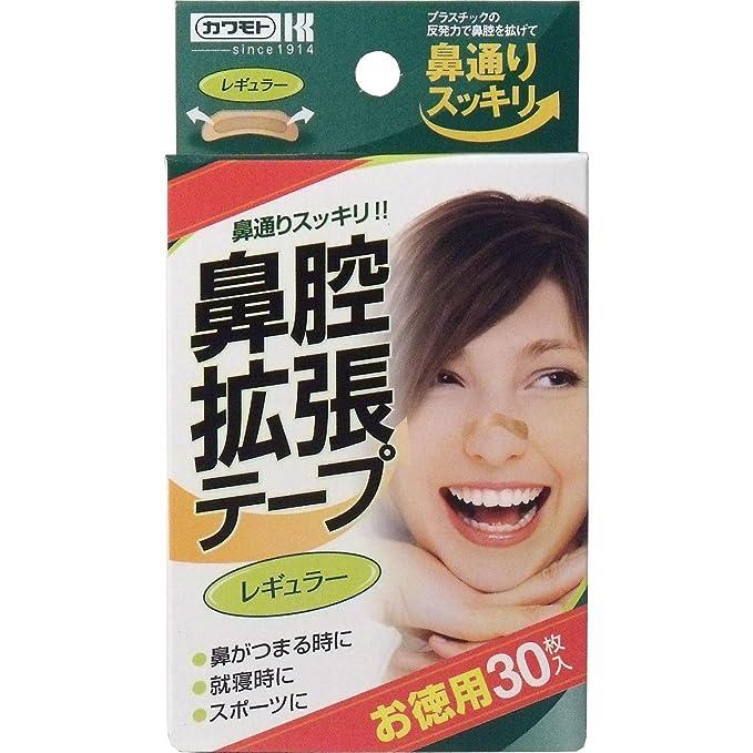 川本産業 鼻腔拡張テープ レギュラー